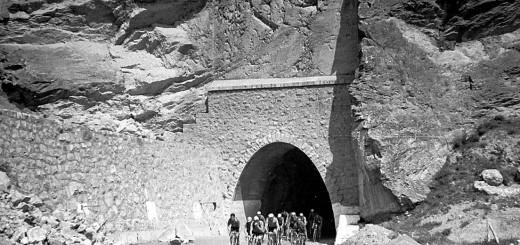 Vuelta ciclista a España Granada - Almería 1936