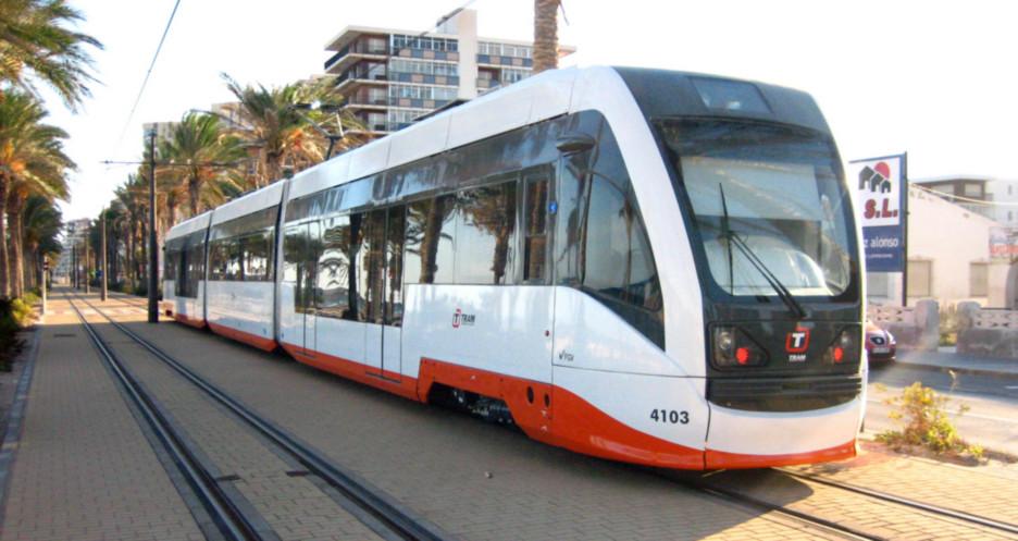 El Tram de Alicante es el único precedente en España pero se diferencia en que no comparte vía con otros servicios.