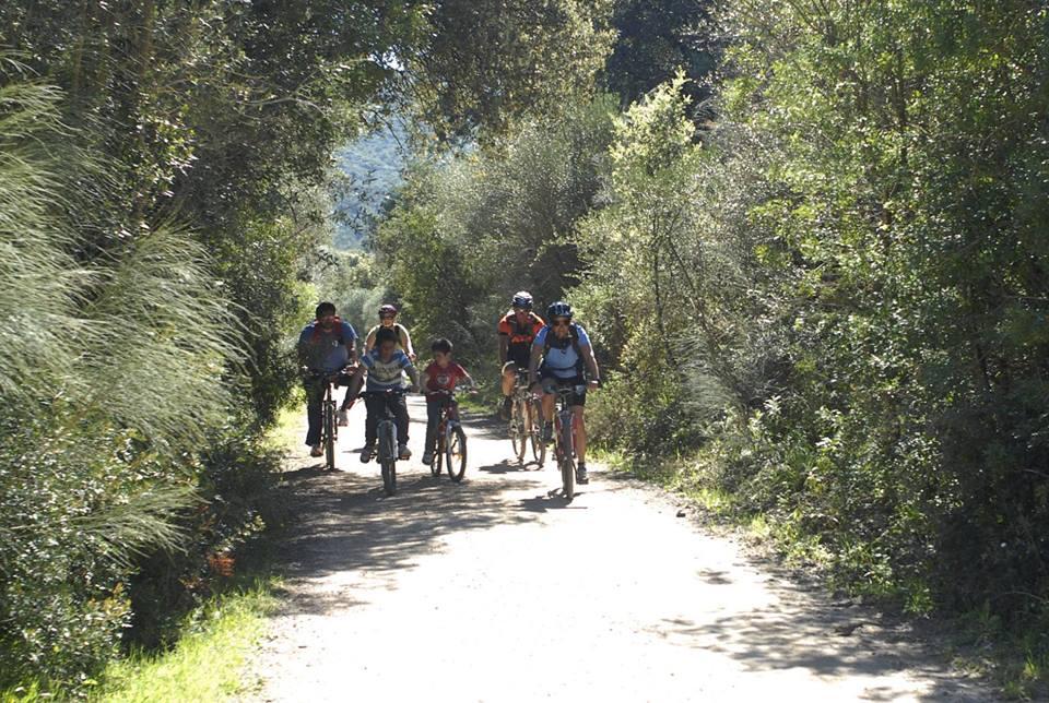 En la Ribera del Huéznar veréis paisajes sorprendentemente verdes.