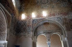 """PALACETE Alcázar del Genil_Ruta """"De la Vega a la Medina"""" en Granada"""