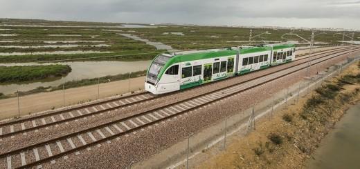 TRAM Transporte sostenible metropolitano