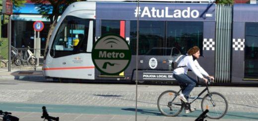 Metrocentro en Sevilla.