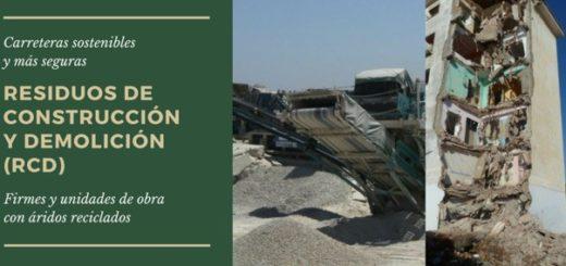 Artículo sobre Residuos de Construcción y demolición (RCD).
