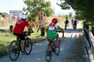 Bicicleta turismo activo