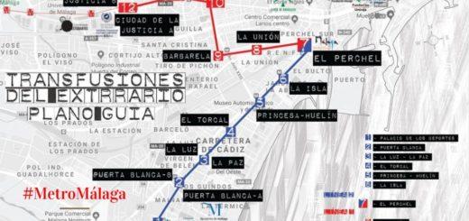 Metro de Málaga de la Junta de Andalucía