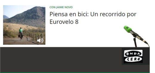 ruta EuroeVelo 8