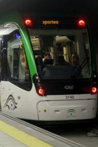 metros andaluces
