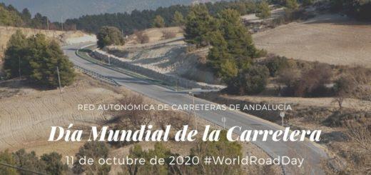 Red de Carreteras Autonómicas de Andalucía